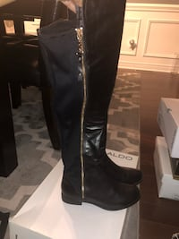 ALDO-over the knee rider style boots size 7 Bradford West Gwillimbury, L3Z 0G6