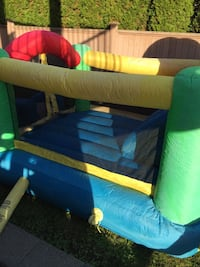 Bounce castle for toddlers Surrey, V4N 3C9
