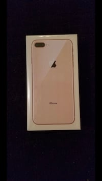 gold iPhone 8 Plus box Woburn