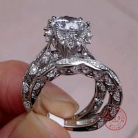 Brand new 925 Silver rings Del City, 73114