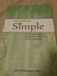 The value of simple Burnaby, V3N 5A4