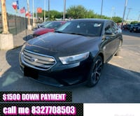 Ford - Taurus - 2014 $1500 DOWN PAYMENT Houston