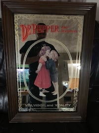 Antique Dr Pepper mirror Anchorage, 99507