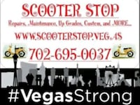 Scooter Repair & Maintenance  Las Vegas