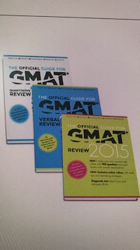 The Official Guide for GMAT Review Bundle Burnaby, V5A