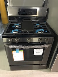 LG Brand New Gas Stove # one year warranty  Clifton, 07011