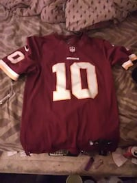 RG3 jersey adult small Statesville, 28625