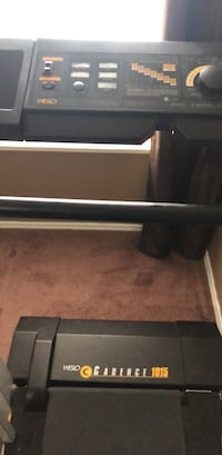 Treadmill. Barely used. Made by Weslo/Slight Incline Houston, 77084