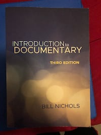 Intro to Documentary textbook Tallahassee