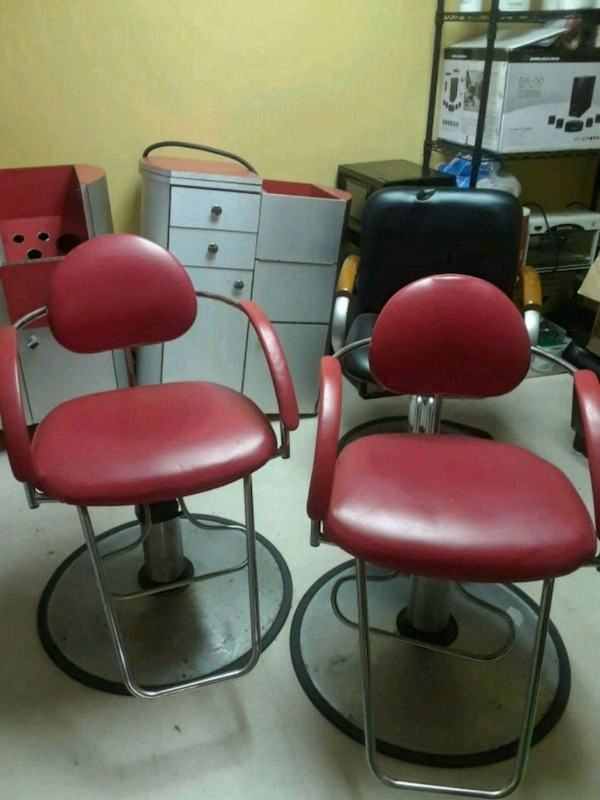 Used Salon Chairs >> Salon Chairs Individually Sold