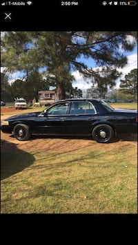 Ford - Crown Victoria - 2004 Hope Hull