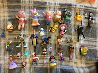 assorted animal and cartoon character figurines Springfield, 22152