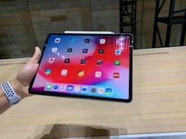 iPad pro 12.9 3rd generation WiFi (16 GB)