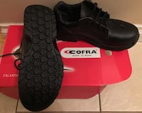 BRAND NEW Men's Steel Toe Shoes, 8.5 Mississauga, L5B 3P4