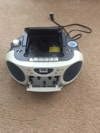 CD/Radio/Cassette/ Stereo Portable Player -Used In Good Working Order! Olney, 20832