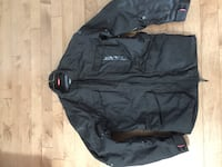 Motorcycle Riding Jacket-Armoured and lined Beaumont, T4X 1R1