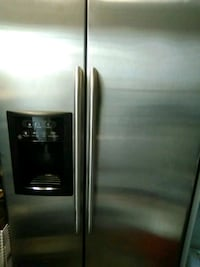 Stainless steel refrigerator Windsor, N9C 1B4