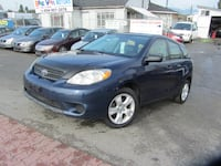 2006 TOYOTA MATRIX  New Westminster