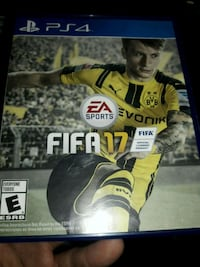 PS4 Game Fifa 2017 ea sports. Adult owned.  Anaheim, 92804