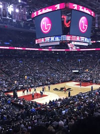 Toronto Raptors vs Orlando Magic Oct 28