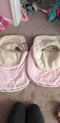 two winter carseat  covers. Toms River, 08757