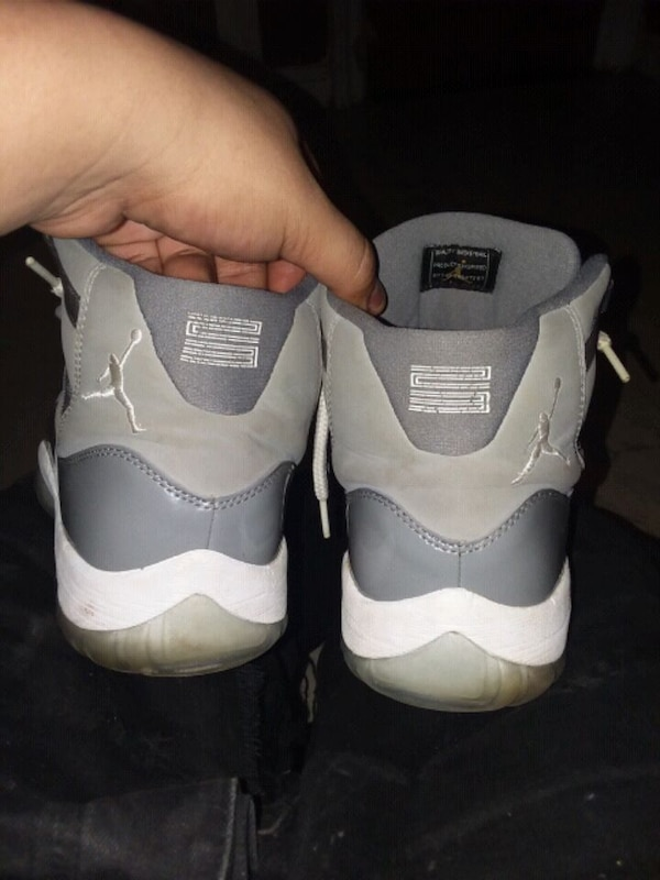 933297143f7 Used Cool grey 11s size 9.5 for sale in Bronx - letgo