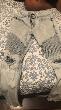 PacSun stacked skinny jeans 30x30 El Paso, 79938