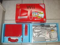 Red Edition Wii CIB w/3500+ Games! Edmonton
