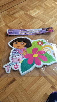 Dora Foam wall Decor Vaughan, L4H 3B6