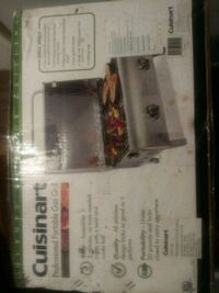 NEW IN BOX Cuisinert Portable Gas Grill Washington, 20019