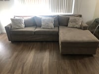 Sectional couch. Give me an offer  Alhambra, 91803