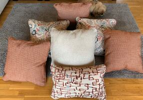 Throw Pillows by Ashley Furniture 7 total BRAND NEW