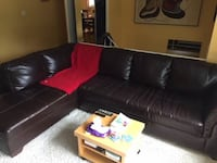 Bonded Leather Sofa Wheaton-Glenmont, 20906