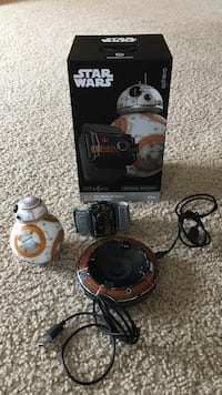 Sphero Star Wars BB-8 with Force Band 991 mi