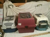 Pet Carriers 2 small 1 medium Silver Spring, 20902