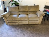 Lazy boy couch with duel recliners Tucson, 85711