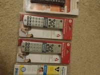 Philips/GE Universal Remote Controls NEW