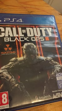 Coque Call of Duty Black Ops 3 PS4 Toulon, 83000