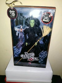Wicked Witch of Oz Barbie 707 mi