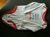 New carters onesie 12M