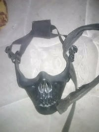paintball skull mask