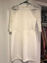 women's white dress Windsor, N8S 2J3