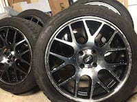 "17"" Sonic Tuning 4x100 Wheels Rims Laurel, 20723"