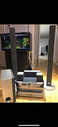 Sony Sound System (5 speakers + 1 subwoofer)