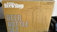 Brewshop beer bottles (New in box) Millbrook
