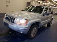2004 Jeep Grand Cherokee Limited 4WD Springfield