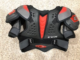 CCM Shoulder Pads (QLT290)