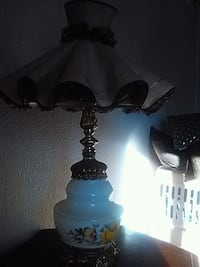 black and white table lamp Oregon City, 97045