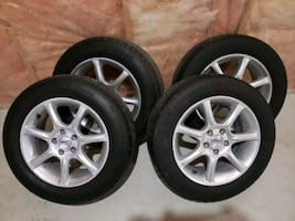 Subaru wheels 15""