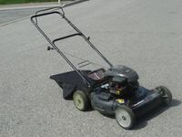 "MUST SELL TODAY 22"" MURRAY 5.5 HP GAS LAWNMOWER + REAR BAG!"